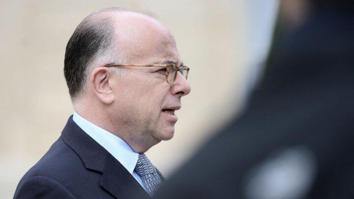 وزير الداخلية الفرنسية برنار كازنوف