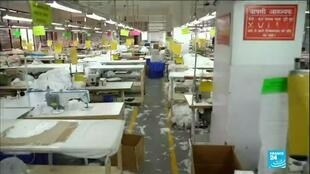 2020-05-12 10:19 India's garment factories at standstill as workers stuck home and int'l brands cancel orders