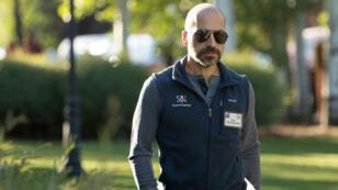 Dara Khosrowshahi était PDG de l'empire du voyage en ligne Expedia depuis 2005