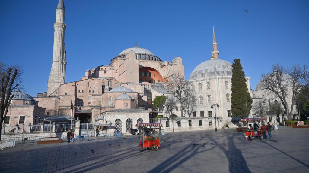 """La basilique Sainte-Sophie, la """"merveille des merveilles"""" aux trois vies"""