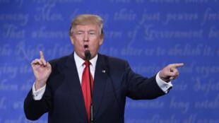 Donald Trump n'a pas modéré le flot de ses tweets depuis son élection à la présidence des États-Unis.