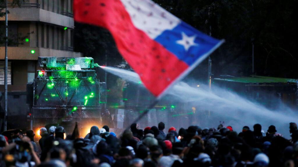 El sistema de pensiones ha sido duramente criticado en las protestas iniciadas a mediados de octubre en Chile.