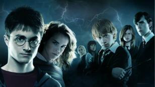 """Les huit films de la saga """"Harry Potter"""" à nouveau diffusés au cinéma."""