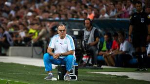 L'Argentin Marcelo Bielsa n'est plus l'entraîneur de l'OM.