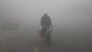 """Airpocalypse"" à Harbin."