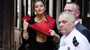 Amber Heard has accused ex-husband Johnny Depp of sustained verbal and physical abuse