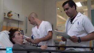 طبيب تونسي في قسم الطوارئ بأحد المستشفيات الفرنسية