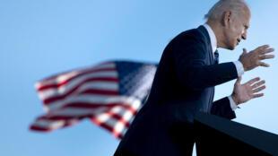 El demócrata Joe Biden empieza cuatro años para revertir la herencia de Donald Trump y construir su nueva propuesta de país para Estados Unidos. Imagen de archivo.