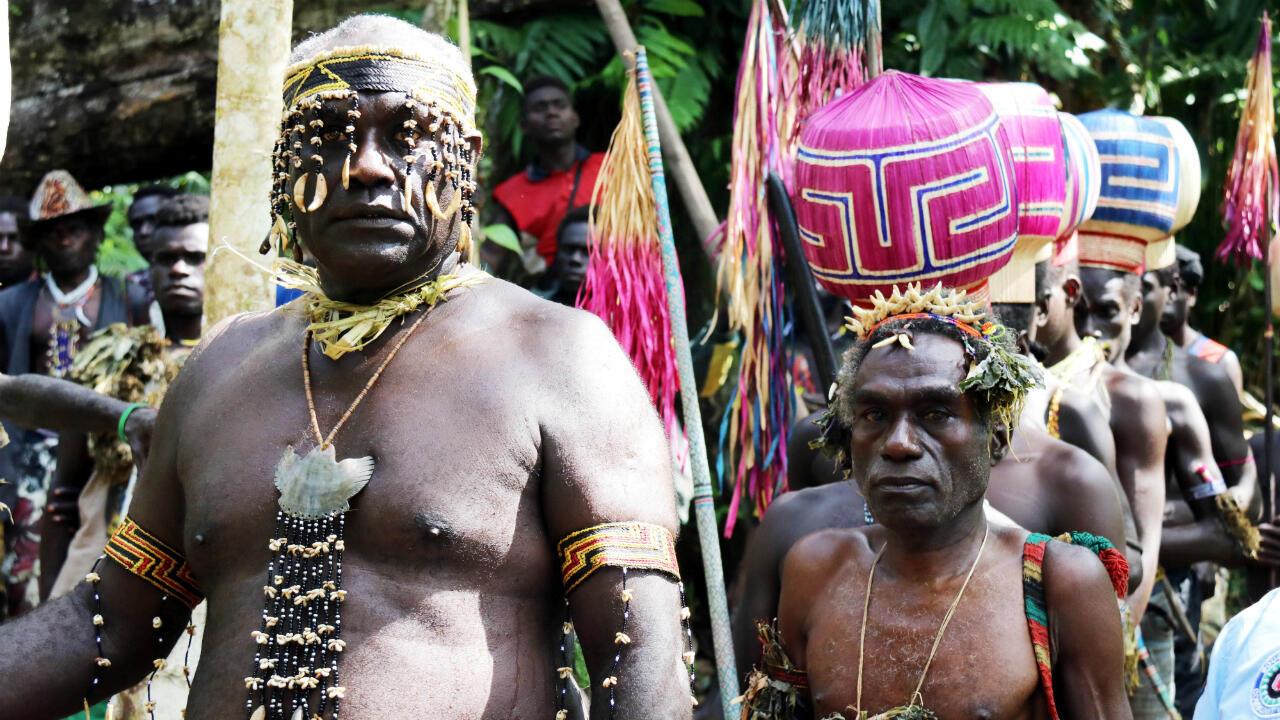 BOUGAINVILLE papouasie nouvelle guinee referendum