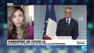 2020-04-10 09:01 Union Européenne : Accord à l'arrachée des 27 pour relancer l'économie face au coronavirus