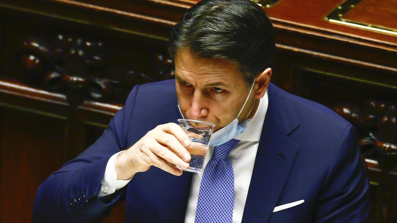 Conte confidence vote