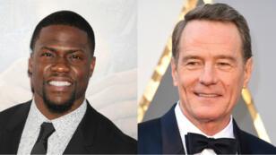 """Kevin Hart et Bryan Cranston pourraient rejoindre le casting du remake d'""""Intouchables"""" aux États-Unis."""
