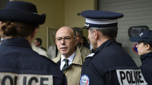 Le ministre de l'Intérieur Bernard Cazeneuve.