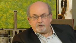 L'écrivain britannique d'origine indienne, Salman Rushdie, dans un entretien accordé dimanche 11 septembre, à France 24.