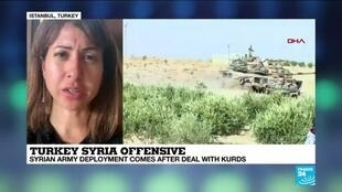 "2019-10-15 13:33 Turkey Syria offensive: ""The US has shown a complete lack of ability to act as a moderator"""
