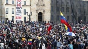 colombia protestas 21s