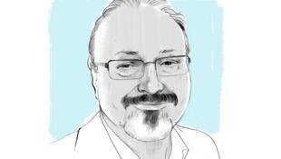 """""""Ce dont le monde arabe a le plus besoin, c'est de la liberté d'expression"""", écrivait dans sa dernière tribune le journaliste saoudien Jamal Khashoggi."""
