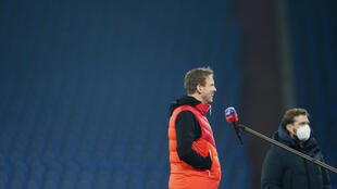 Leipzig head coach Julian Nagelsmann is refusing to read too much into Liverpool's poor results