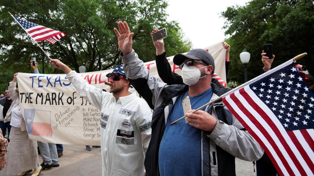 الولايات المتحدة: ارتفاع الحصيلة الإجمالية للوفيات جراء فيروس كورونا إلى أكثر من 75 ألفا