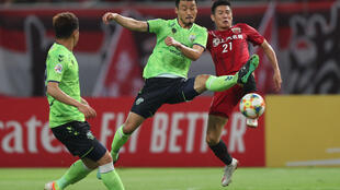Jeonbuk Motors are one of the favourites for the title