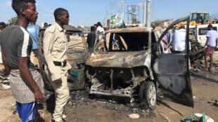 انفجار سيارة مفخخة في مقديشو وحصيلة قتلى قابلة للارتفاع