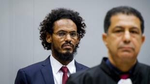 Amad al-Faqi al-Mahdi a été condamné à neuf ans de prison par la CPI en 2016 pour la destruction de mausolées à Tombouctou.