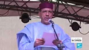 Mohamed Bazoum élu président du Niger avec 55,75% des voix