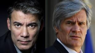 Olivier Faure et Stéphane Le Foll s'affronteront le 29 mars pour le second tour.