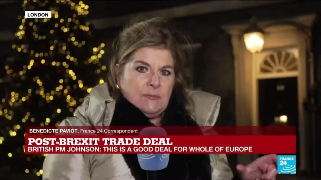 2020-12-24 18:02 How does Britain's parliament approve the Brexit trade deal?