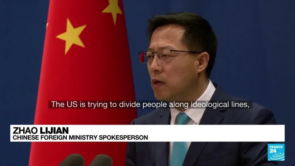2021-06-15 22:05 China urges NATO to stop exaggerating 'China threat theory'