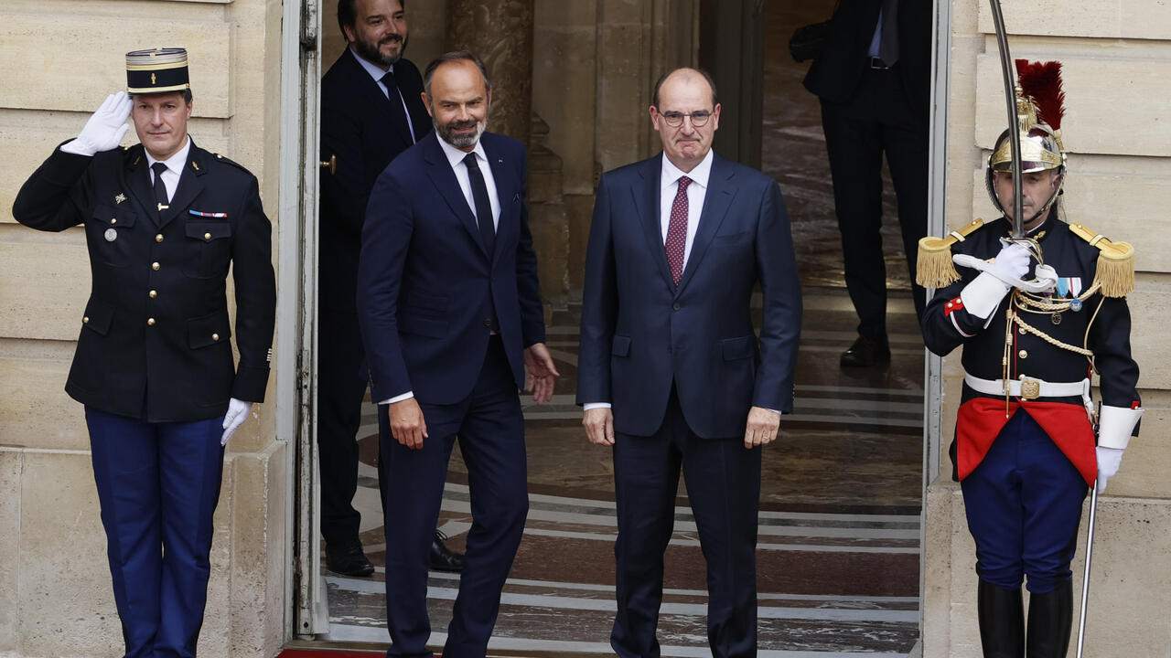 New French PM Castex says priority to meet Covid-19 pandemic, economic crisis as he takes helm