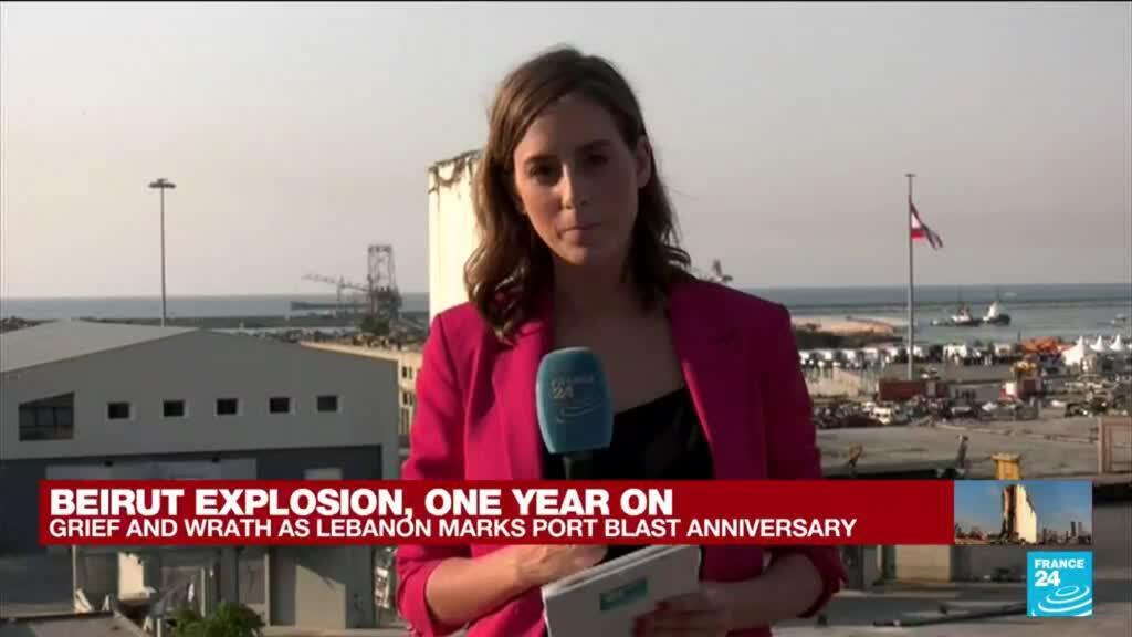2021-08-04 16:59 Beirut explosion, one year on: 'collectively, we will come through'