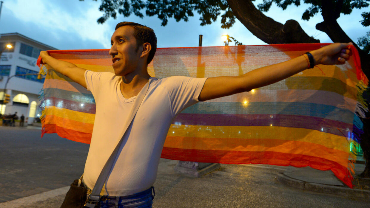 Ecuador's highest court votes to legalise same-sex marriage