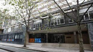 Vista del University College London (UCL), autor del estudio sobre la tasa de mortalidad a causa del coronavirus