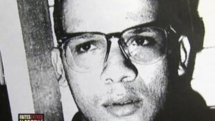 Abelhakim Dekhar dans les années 1990.