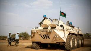 Les forces de la Minusma ont été ciblées par une attaque dans la région du Kidal, au Mali, mardi 18 avril.