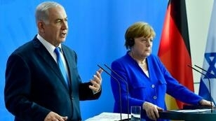 Israeli Prime Minister Benjamin Netanyahu claims Germany it could see many more Syrian refugees if it doesn't quit the Iran nuclear deal