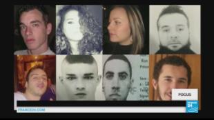 Huit jeunes adultes de Vesoul partis faire le jihad en Syrie, en 2014.