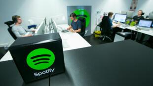Spotify serait en discussions pour racheter SoundCloud.
