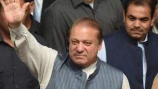 رئيس وزراء باكستان السابق نواز شريف