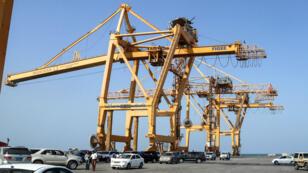 Port d'Hodeïda.