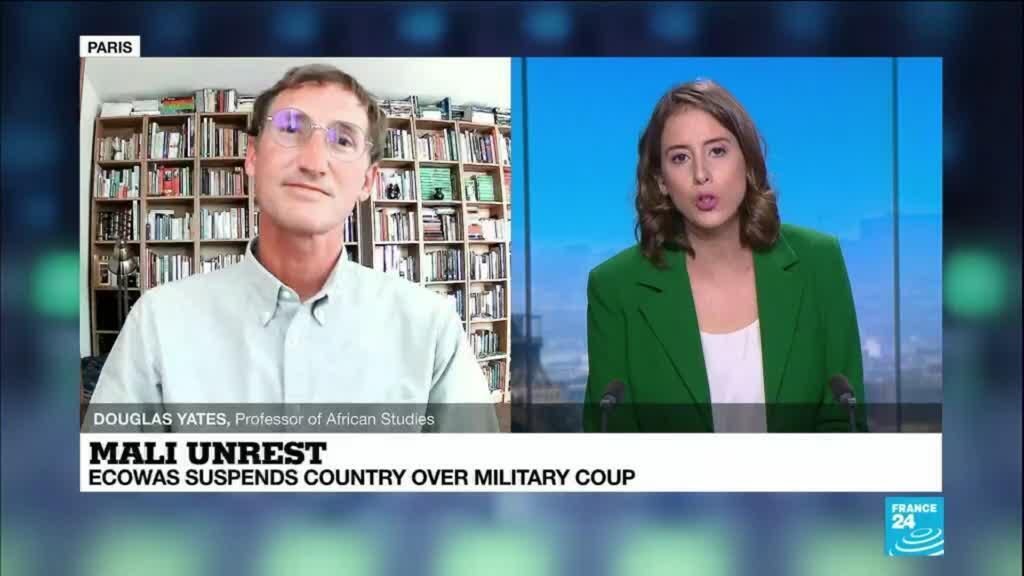 2021-05-31 16:11 France threatens to pull troops out of Mali over second coup in nine months