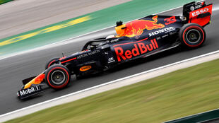 Verstappen and Albon struggled for Red Bull in practice