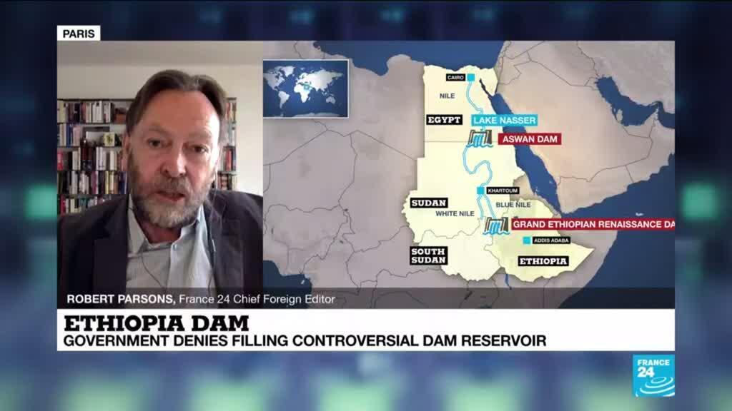 2020-07-16 15:11 Ethiopia denies filling controversial dam reservoir amid rising tension with Egypt and Sudan