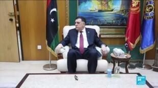 2020-09-17 13:01 Le Premier ministre libyen Fayez al-Sarraj quittera ses fonctions d'ici novembre