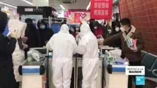 2020-04-03 11:08 Coronavirus : La Chine redoute un rebond de la crise épidémique