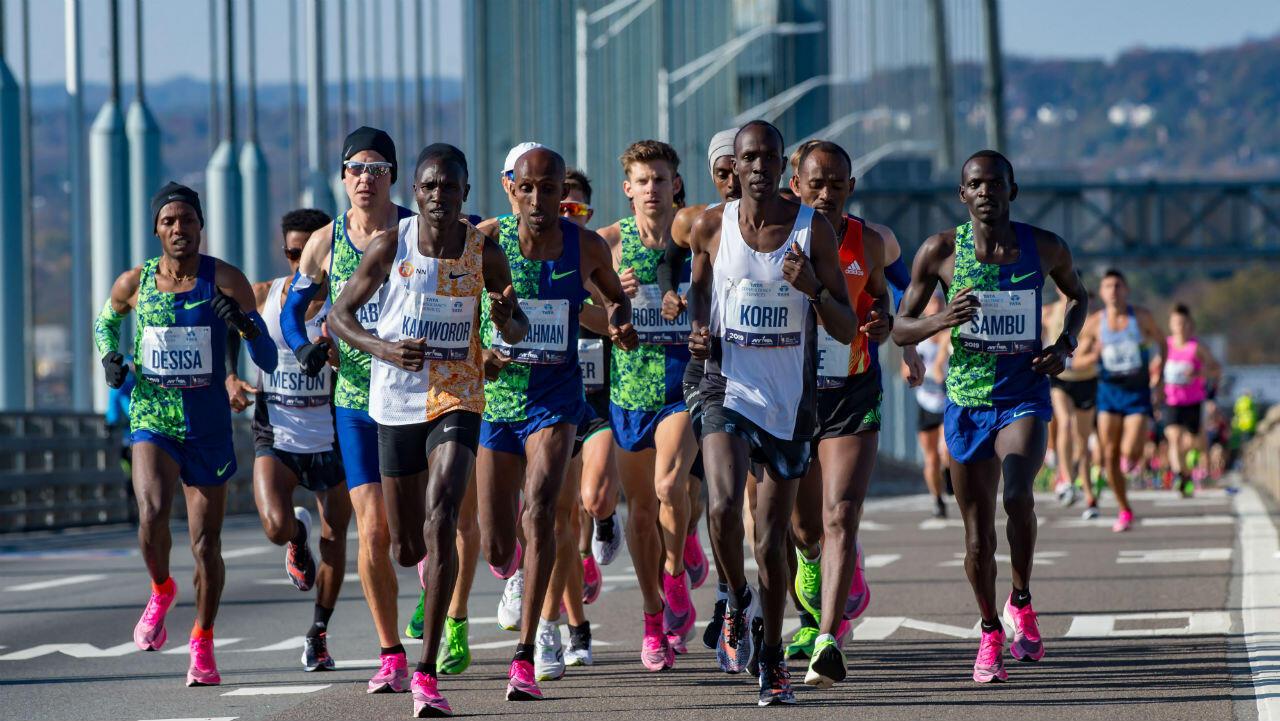 De acuerdo con la organización del evento deportivo corrieron 11 excampeones, 13 deportistas olímpicos, 19 paralímpicos y 14 ganadores de los World Marathon Majors (Grandes del Maratón Mundial)