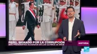 Perú corrupción