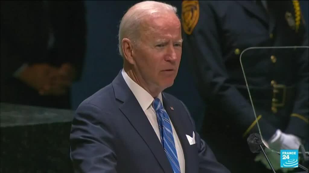 2021-09-21 17:01 Biden says US starting 'era of relentless diplomacy' after Afghanistan