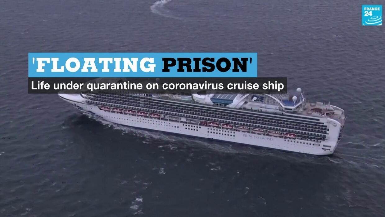 Image result for cruise ships and coronavirus